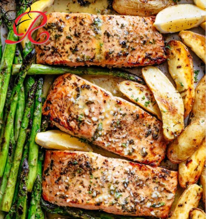 Recetas con salmon sin piel