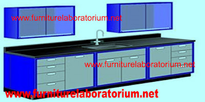 furniture laboratorium - meja laboratorium