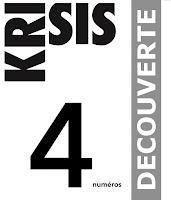 Krisis revue pluraliste de débats et d'idées