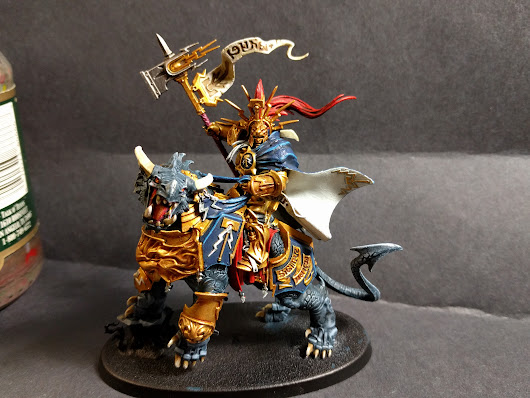 Armies on Display: Lord Celestant