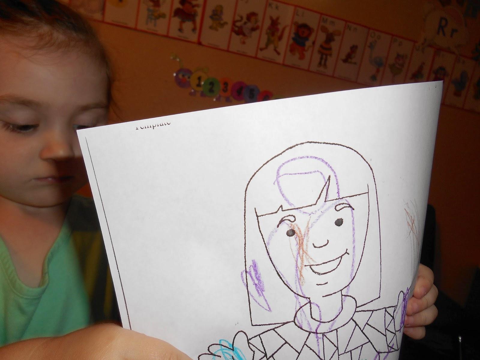 Preschool Letter J Joseph Jelly Beans And Jack