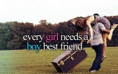 girl and boy bestfriends