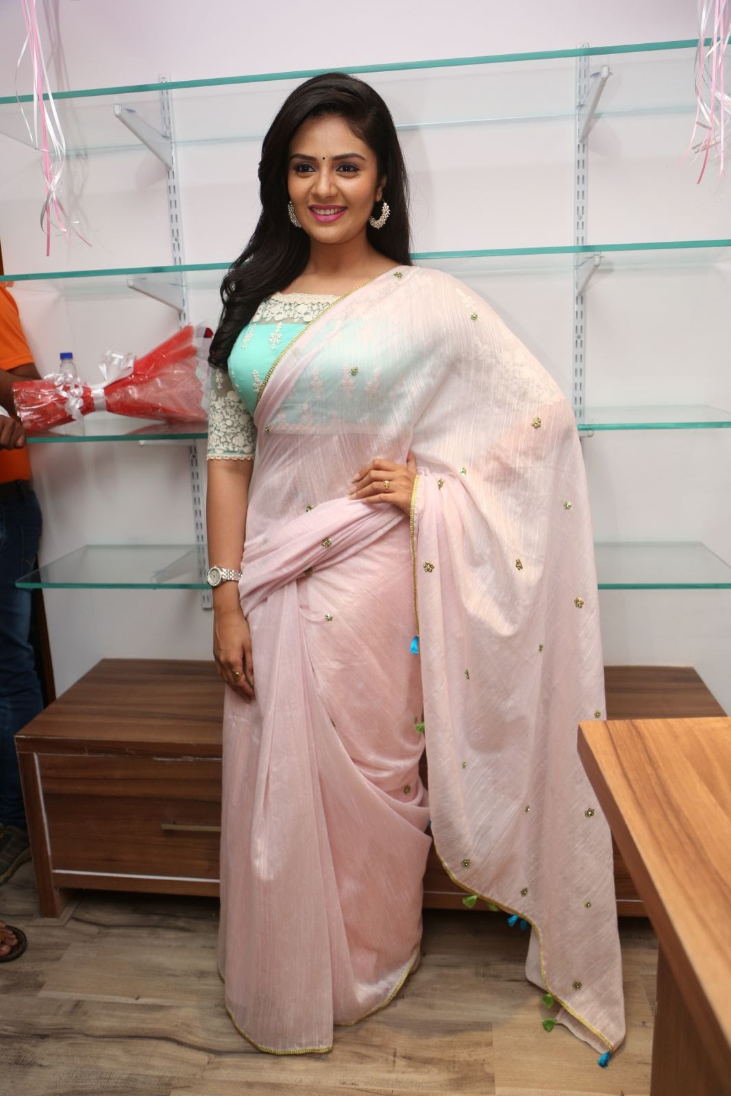 Srimukhi at Manvis launch event-HQ-Photo-20