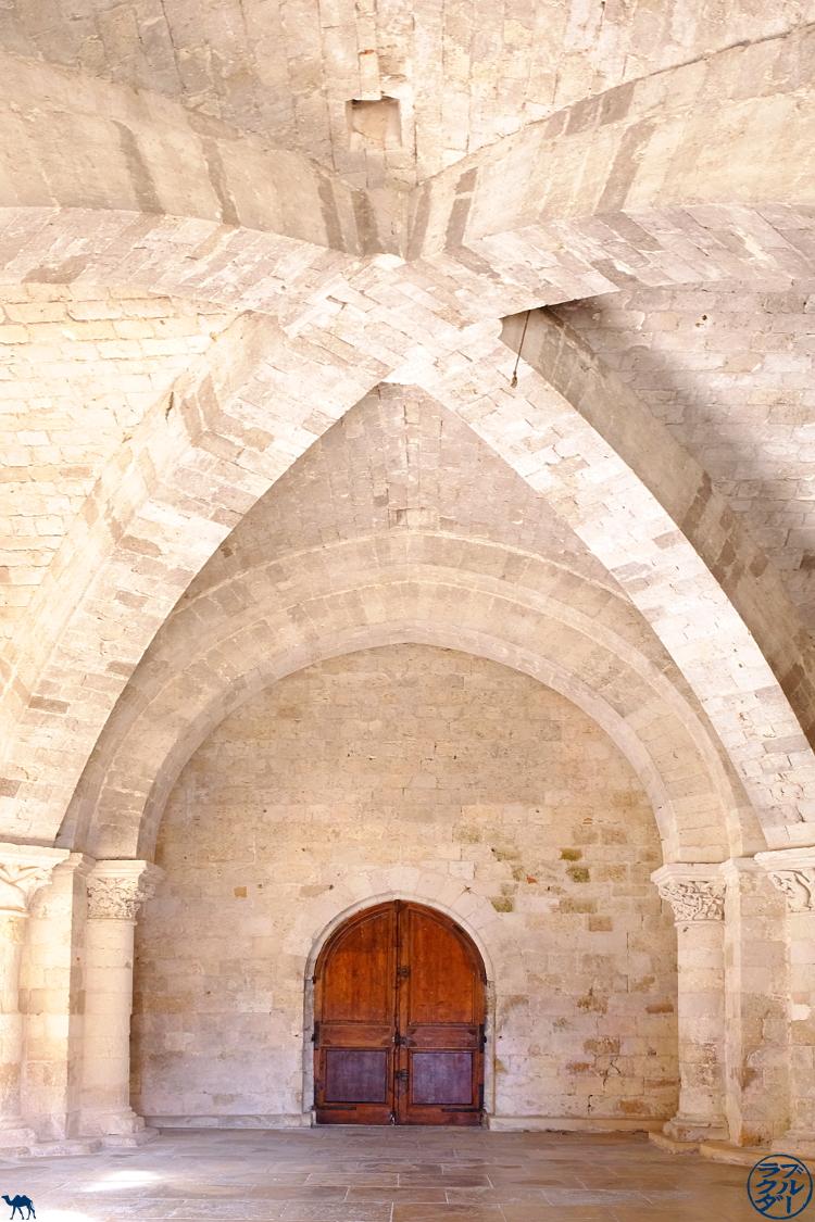 Le Chameau Bleu - Blog Voyage à Vélo sur le Canal de l'Entre deux Mers - Abbaye de Moissac Tarn Et Garonne