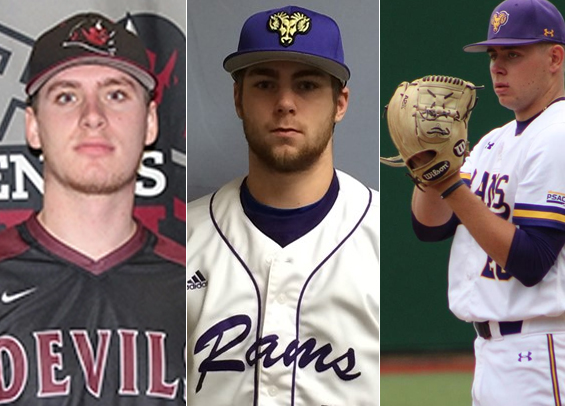 Philadelphia Baseball Review D-II College Players of the Week
