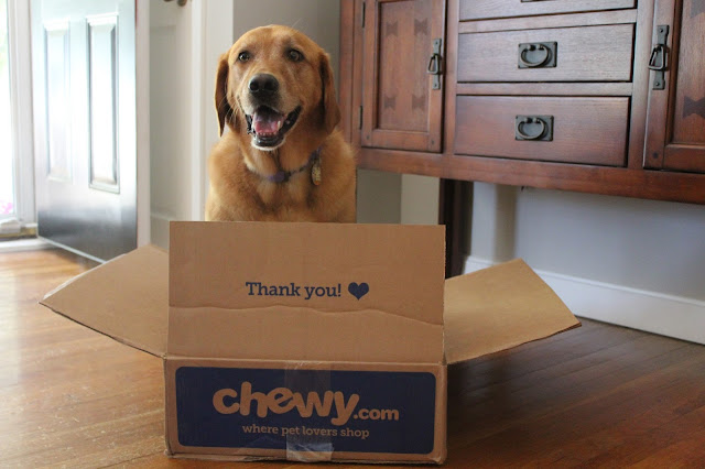 Chewy.com challenge for Cosequin supplements for dog hip health