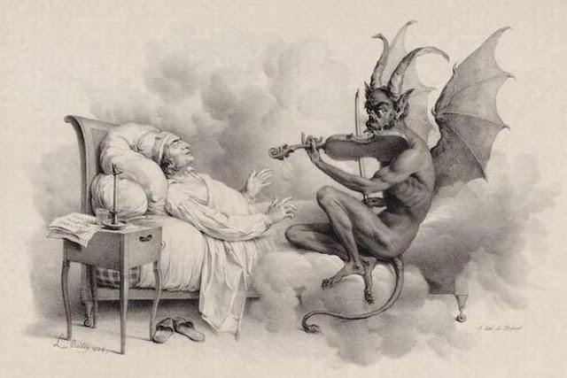 A Participação do Diabo na MPB