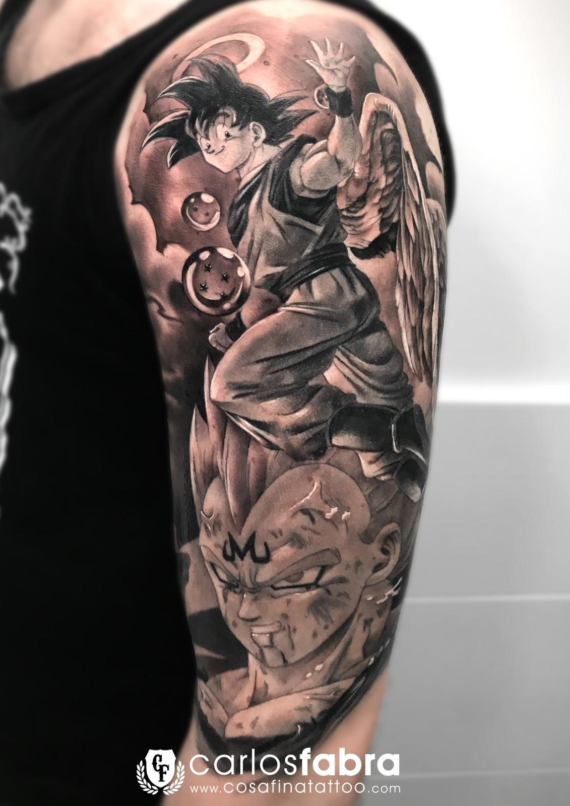 Cosafina Tattoo Carlos Art Studio 2018