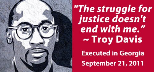 Rest in Power, Troy Davis