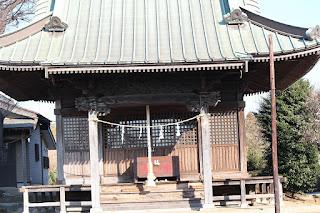 東方天満宮社殿