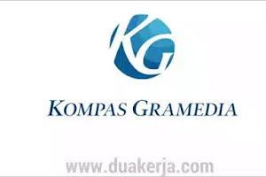 Lowongan Kerja Kompas Gramedia Tahun 2019