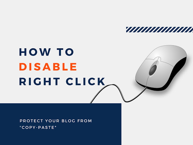 How To Disable Right Click