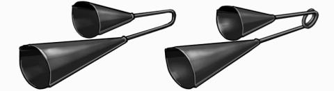Agogo Bells:World musical instruments