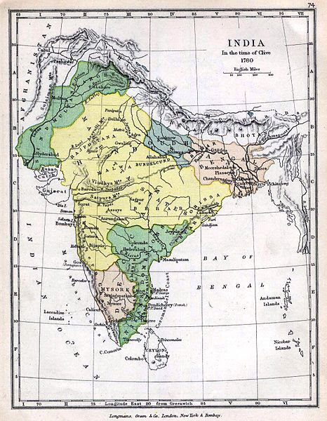 Early Modern Indian History
