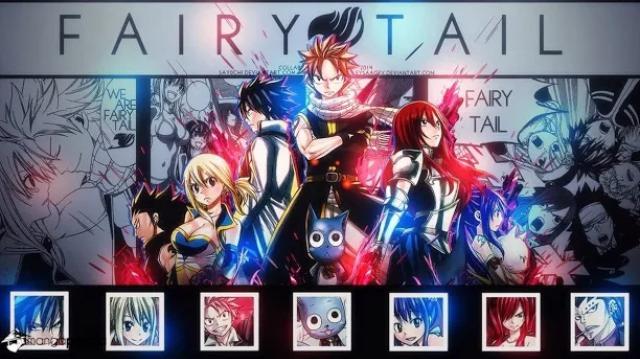 Fairy Tail Subtitle Indonesia Batch Epsode [1-277] || Forteknik.com