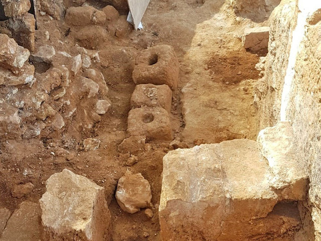 2000-year-old agricultural village discovered in excavations in Jerusalem
