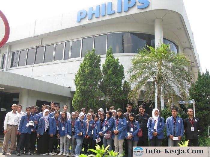 Lowongan Daerah Batam PT.Philips Indonesia Lulusan SMA SMK Sederajat