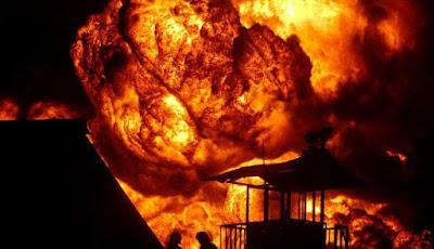 APMS Terbakar, Masyarakat Mamberamo Raya Terancam Kesulitan BBM Subsidi