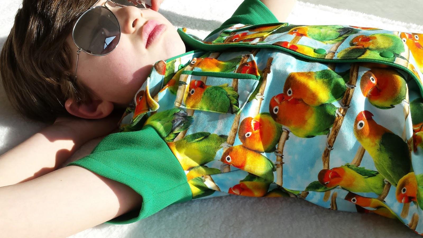 Theo in tricot   hilde@home   Bloglovin'