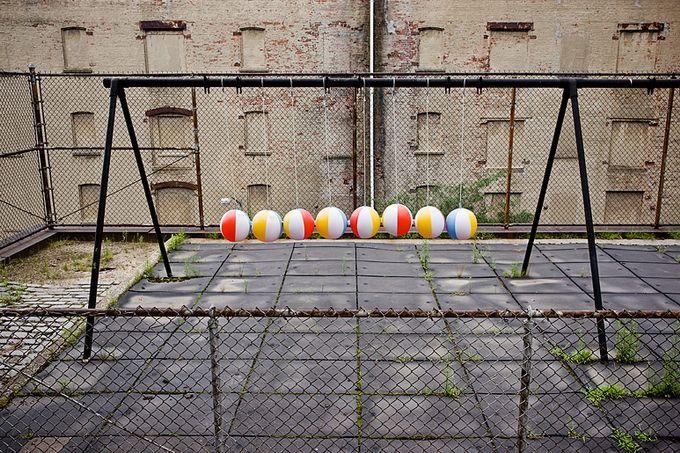 Arte urbano con sentido del humor.