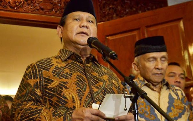 Hasil Survei Terkini Elektabilitas Prabowo-Sandi Turun Gara-gara Ratna, tapi…