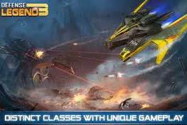 Defense Legend 3 Future War Mod v2.3.0 Apk (Money)