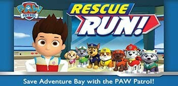 paw patrol rescue run apk gratis