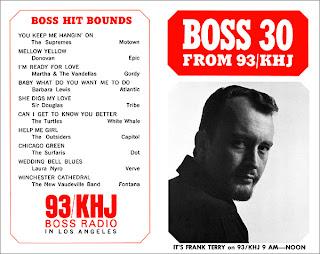 KHJ Boss 30 No. 67 - Frank Terry