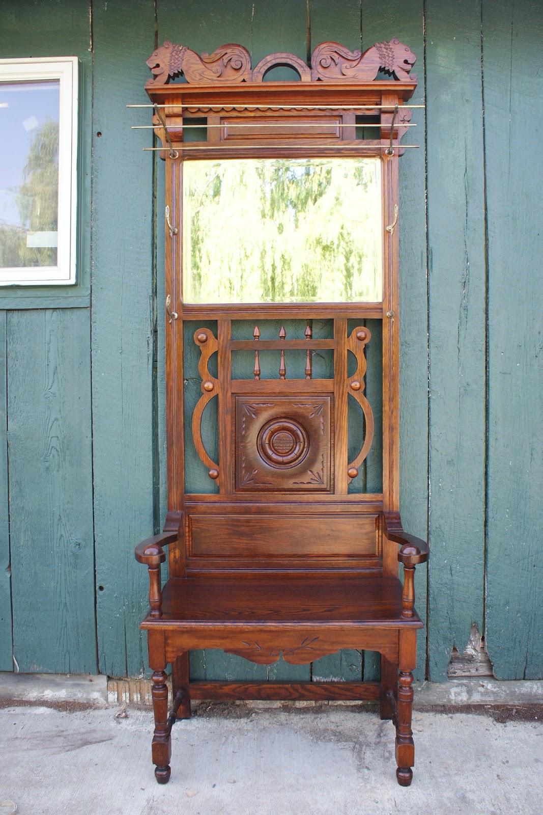 John Mark Power Antiques Conservator Reproduction Walnut