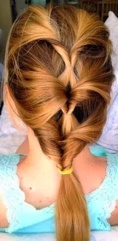 Funky Medium Layered Hair Styles}