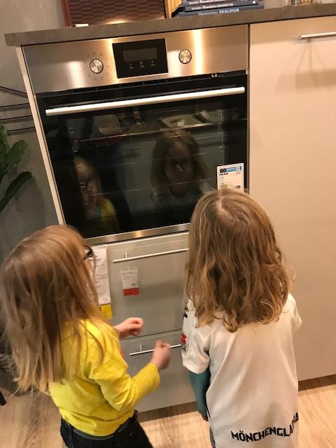 Wochenende in Bildern: IKEA Backofen