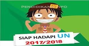 Jadwal Ujian Nasional (UN) SMP SMA SMK 2018