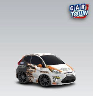 Ford Fiesta 2012 Hoonigan by Aditya13