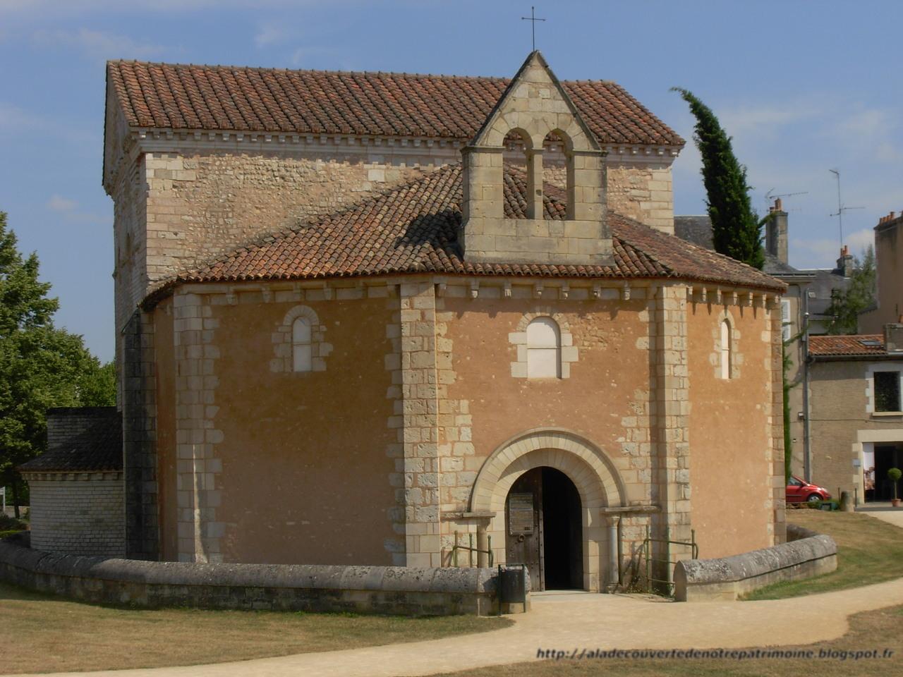 A la d couverte de notre patrimoine baptist re saint jean for Horaire piscine poitiers