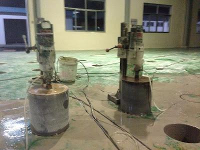 khoan cắt bê tông tại phường 4, quận 4