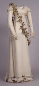 A Herbstrewer's Gown (Royal Pavilion, Museums and Libraries, Brighton)