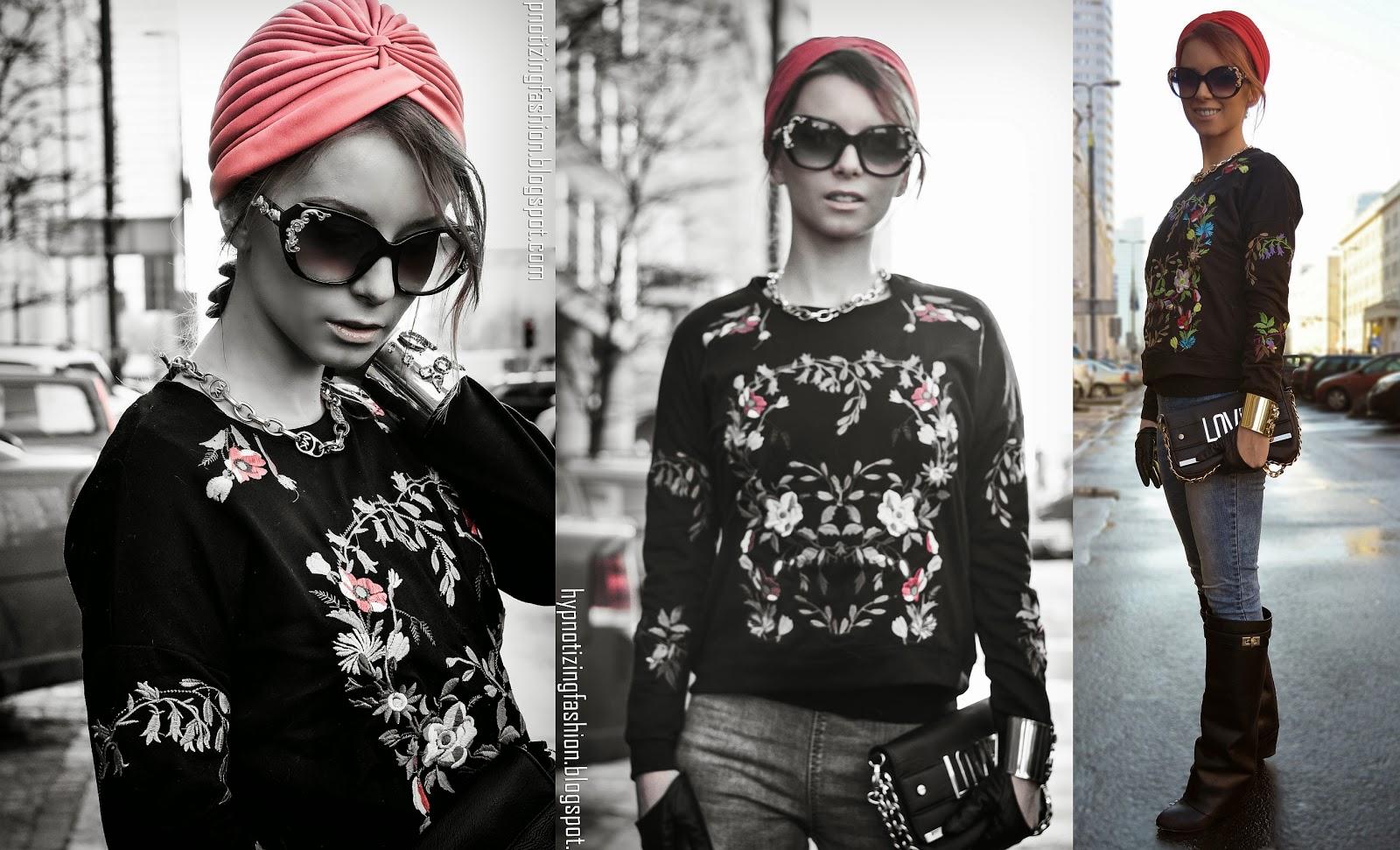 0c72da60fcf86b Hypnotizing Fashion - BLOG MODOWY | Stylizacje street style: ORIENT ...