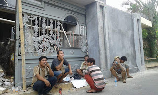Pemasangan Pagar Besi Tempa Jakarta