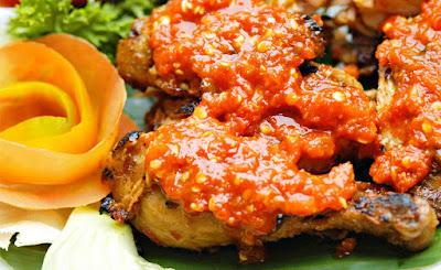 Resep dan Cara Membuat Ayam Panggang Rica Yang Enak