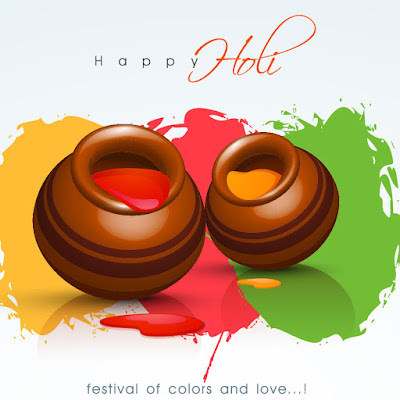 Happy Holi 2017 Greetings Download Free