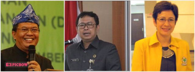 Calon Wali Kota Bandung: Oded, Yossi, Nurul