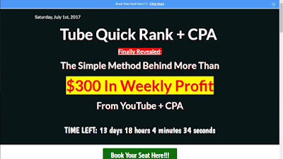 Youtube Blackhat CPA Method