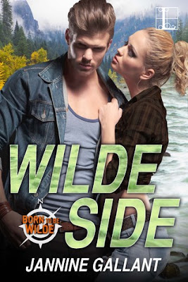 Bea's Book Nook, Review, Wilde Side, Jannine Gallant