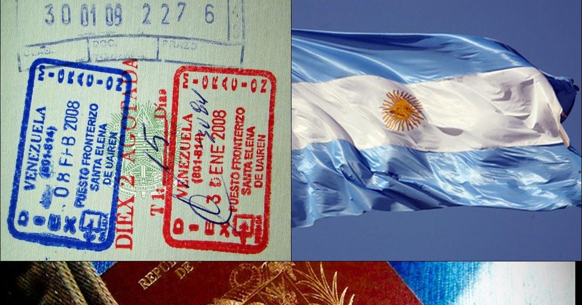 Venezolanos en Argentina: Residencia Temporal en Argentina