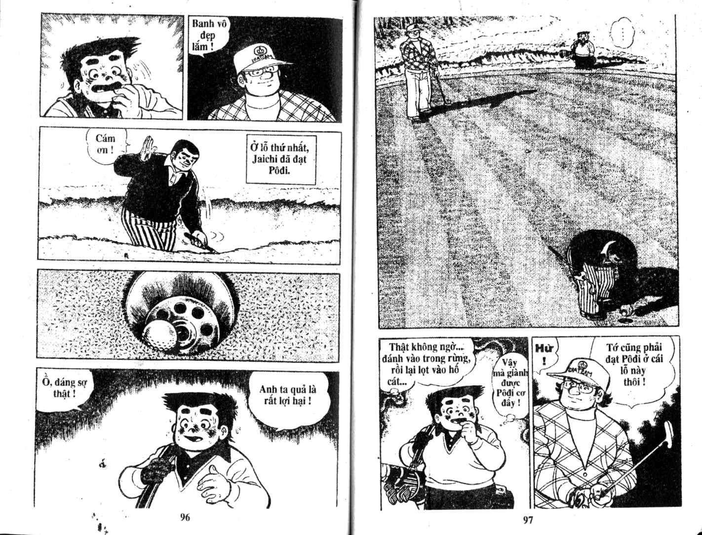 Ashita Tenki ni Naare chapter 15 trang 47