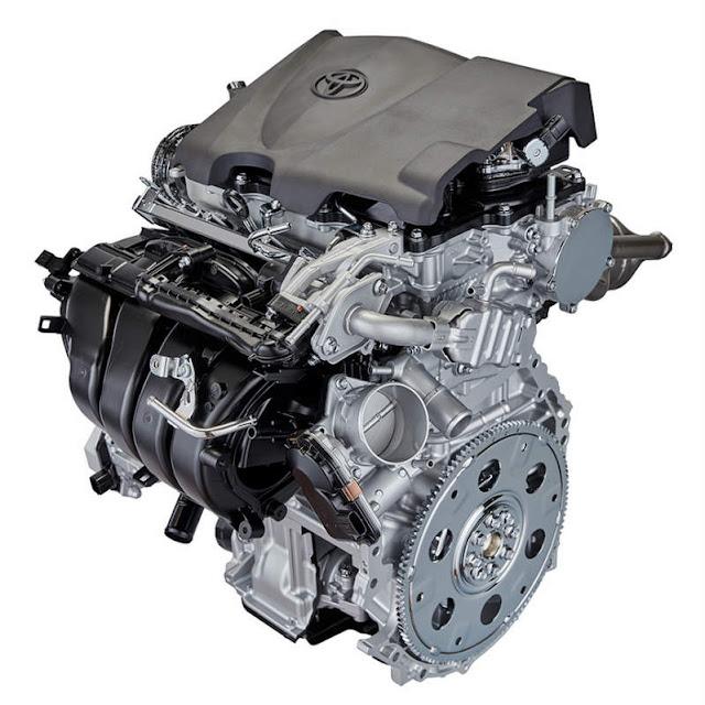 Novo Corolla 2019 - motor