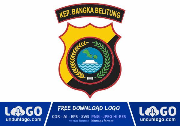 Logo Polda Bangka Belitung