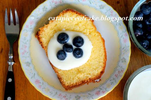 Piece Of Cake Cold Oven Cream Cheese Pound Cake