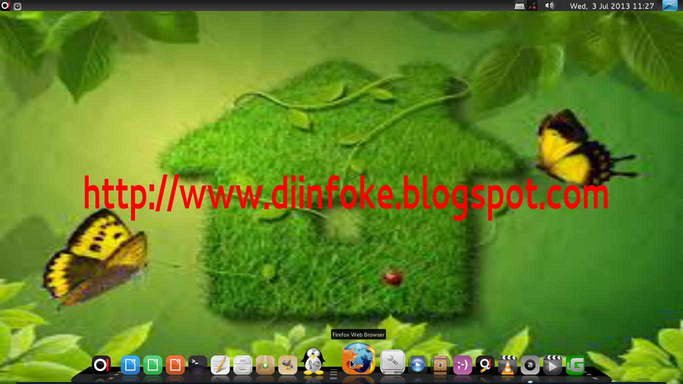 Cara Install Mozilla Firefox Di Blankon 8 Rote
