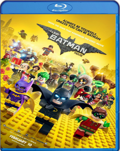 The LEGO Batman Movie [2017] [BD25] [Latino]